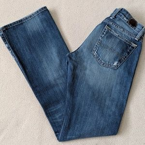 Lucky Brand Lil Maggie Flared Jeans Women's 26x32